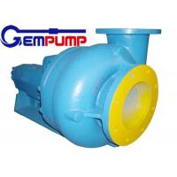ISO9001 Mission Centrifugal Pump 8×6×11 for handling slurries Manufactures