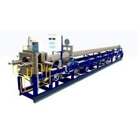 China Steel Structure Pipe Production Line , Metal Roll Forming Machines With Waves on sale