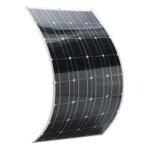 Hovall 100 Watt 12 Volt PET Laminated Flexible Solar Panel Manufactures
