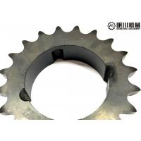 Industrial Customized Taper Bore Sprockets HT200 Material With Taper Lock Manufactures
