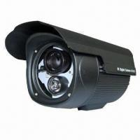 "Infrared LED Array CCTV Camera, 1/3"" Super CCD, 420TVL, Waterproof Manufactures"