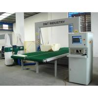 Cheap High Precision CNC PVC / PE 2D Foam Cutting Machine Energy Saving 6M / Min for sale