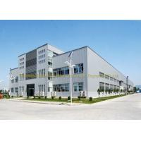 Lightweight Pre Built Steel Buildings Painted Or Galvanized Surface Treatment Manufactures