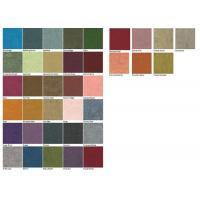 34cm Width 200 Gsm Polyester Felt Fabric Underlay For Rugs / Carpets Manufactures