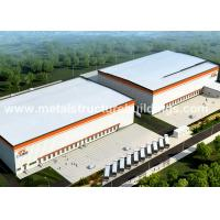 Custom Steel Structures Warehouse Building Manufactures