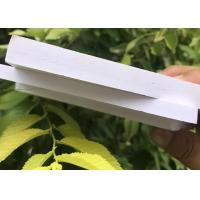 China Rigid White PVC Foam Sign Board 1220mm * 2440mm For Advertising Display on sale