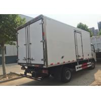 High Insulation Refrigerated Truck With Polymer Composites Van Board Manufactures