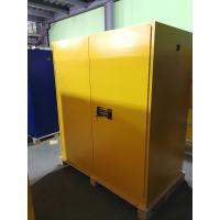 China Cold Rolled Steel Hazardous Storage Cabinets For Industrial / Chemical Dangerous Goods on sale