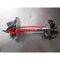 S300 Turbo Charger Shaft And Wheel K418 Material Turbine Shaft Wheel Manufactures