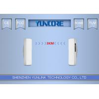 3KM Distance Ajustable High Power 2.4 Ghz Wireless CPE Manufactures