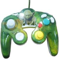 NGC joypad for wii with cartoon pattern Manufactures