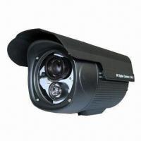 Waterproof IR Camera, Security Surveillance, with 16mm Lens, 50m Distance and 1pc LED Array Manufactures