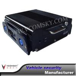 Standard hard disk vehicle dvr for bus security Manufactures