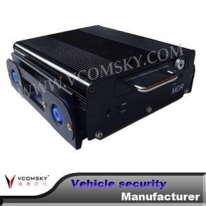 Standard hard disk vehicle dvr for bus security