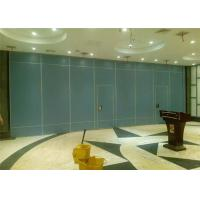Cheap Movable Sliding Interior Door Sound Proof Folding Wall In Commercial Offices for sale