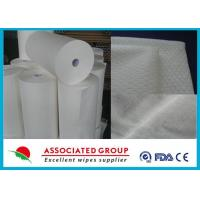 Cheap Comfortable Jumbo Rolls hydrophilic non woven fabric 200 meter / Roll for sale