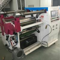 China 650mm center surface CPP film slitting and rewinding machine on sale