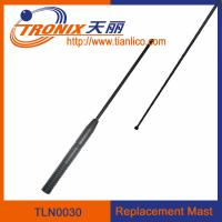 1 section mast car antenna/ car replacement mast antenna/ car antenna accessories TLN0030 Manufactures