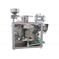 Double Foil Pharmaceutical Blister Packaging Machines Blister Pack Sealing Machine