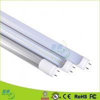 10W 2 Foot / 4 Foot T8 Led Tube Light 2100LM Ra80 Ip44 Ultra Bright Tubes Manufactures