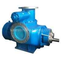 China Marine Twin Screw Type Cargo Oil Pump 2HM4200-100 for Heavy Fuel Oil transfer for Oil tanker(300m3/h) on sale