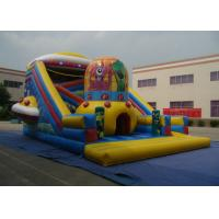 Alien Style Water Park Commercial Inflatable Water Slides For Kindergarten Baby Manufactures