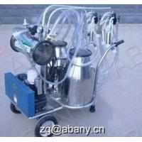 China Double buckets milking machine on sale