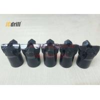 12° Tapered High Speed Cross Rock Drill Bits Tungsten Carbide Cutting Tools Manufactures