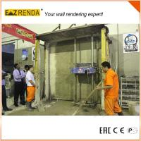 Single Phase Cement Plastering Machine ez renda automatic rendering machine Manufactures