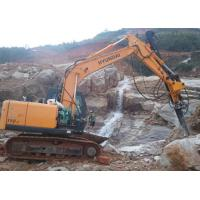 Pd-45 Top Quality Excavator Mounted Drill Manufactures