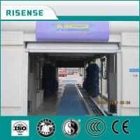 China Fully automatic tunnel car wash equipment  Risense CC-690 on sale