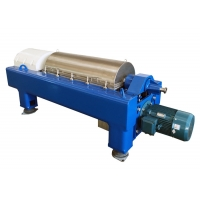 Large Capacity Decanter Centrifuges / Hydraulic High Speed Centrifuge Manufactures