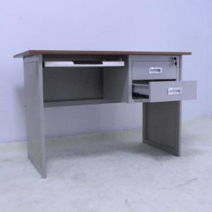 Modern OEM Office 600mm Wooden Study Table With Drawers Manufactures
