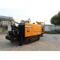 Horizontally Directional Engineering Drilling Rig 36 Ton With Multi Gear Speed Regulation
