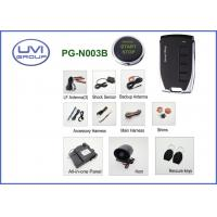 PG-N003B All-in-one Car alarm Passive Keyless Entry Push Start Manufactures