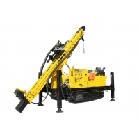Full Hydraulic Reverse Circulation 300m Rock Drilling Rig Manufactures