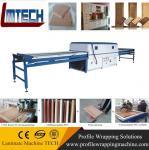 pvc film vacuum membrane press machine Manufactures
