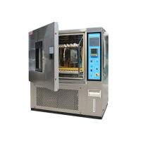 Air cooling High and low Temperature HumidityChamber , Climatic Test Chambers Manufactures