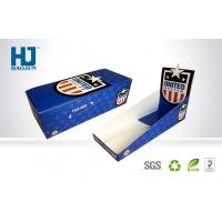 Customized Counter Display Boxes , Matt Lamination Counter Top Display Boxes Manufactures