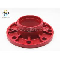 CCC FM UL Good quality Groove flange Ductile iron grooved fittings