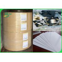 Buy cheap 135gsm - 350gsm good absorbency Couche paper C2S glossy coated art card board from wholesalers
