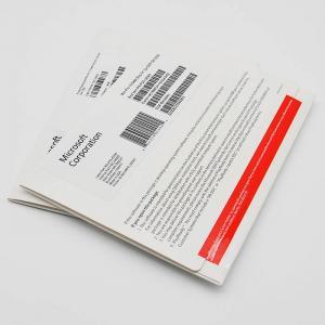 32 64 Bit Microsoft Office Key Card Windows 10 Professional OEM Key Manufactures