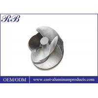 Cast Stainless Steel Impeller Investment Casting For Water Pump ISO Certification Manufactures