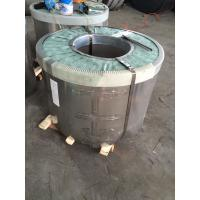 ASTM EN JIS Standards Stainless Steel Rolls / Cold Rolled Stainless Steel Coil
