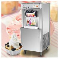 Supermarket Commercial Business Glace Machine Green Health Arrival Ice cream maker Manufactures