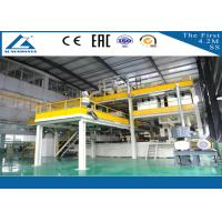 2017 New type S / SS / SSS / SMS PP Spun bonded nonwoven fabric production lines Manufactures