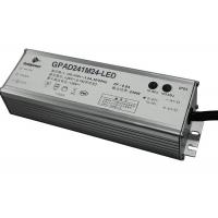 Outdoor Light 24V 10A Constant Current Led Driver IP65 High Efficiency Manufactures