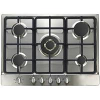 70cm stainless steel built in gas hob Manufactures