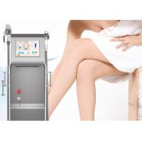 Quality Pain Free Laser Hair Reduction Machine , 808 Nm Diode Laser Epilation Machine for sale