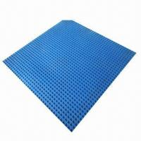 Rubber Car Floor Mat/Molded Rubber Mat, Made of NR, EPDM, NBR, CR, Viton, Silicone Manufactures